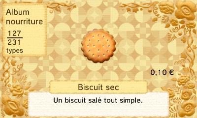 Biscuit sec