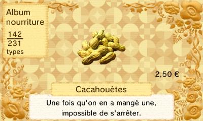 Cacahouetes