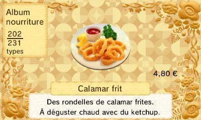Calamar frit