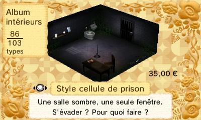 Cellule prison