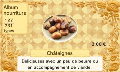 Chataignes