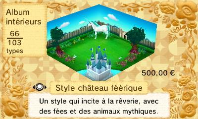Chateau feerique