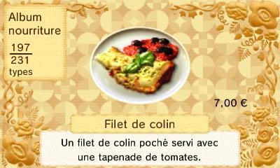 Filet colin