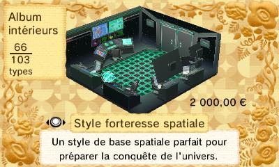Forteresse spatiale