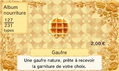 Gaufre