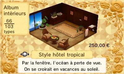 Hotel tropique