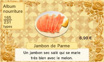 Jambon parme
