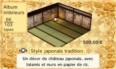 Japonais traditionnel
