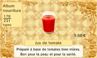 Jus tomate