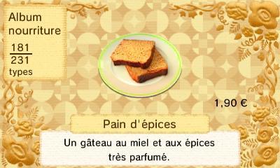 Pain epices