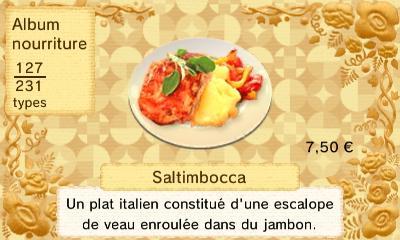 Saltimbocca